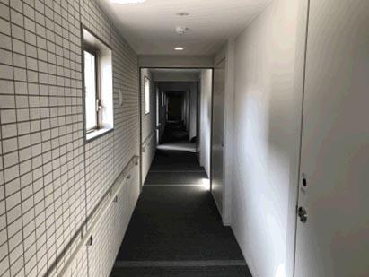 共用部 廊下①