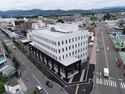 滝川市栄町3-3地区優良建築物等整備事業 第2期工事