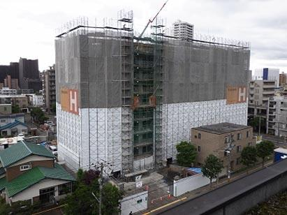 (仮称)北3条西27丁目マンション新築工事