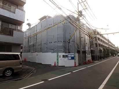 (仮称)LAPiS後楽園 新築工事