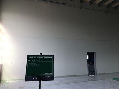 火壁塗装 H30.10.8