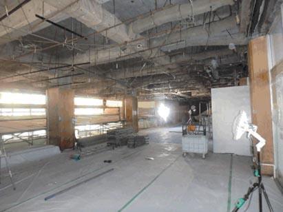北海道立図書館アスベスト除去・仮設庁舎新築工事