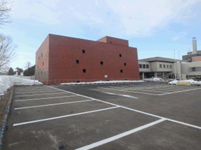 仮設庁舎解体完了 H31.3.14