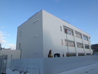 札幌白石記念病院増改修工事