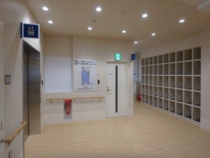 2階 エレベーターホール R1.12.27