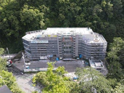 (仮称)YAMAKEI PROJECT新築工事