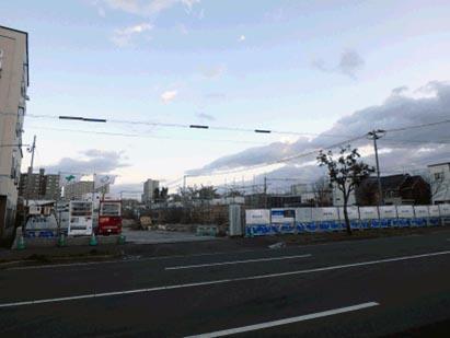 クリーンリバーフィネス東札幌アベニュー新築工事