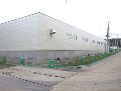 (仮称)北日本精機(株)工場再構築プロジェクト「第一期」工事
