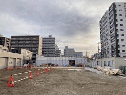 (仮称)南14西9事務所ビル新築工事